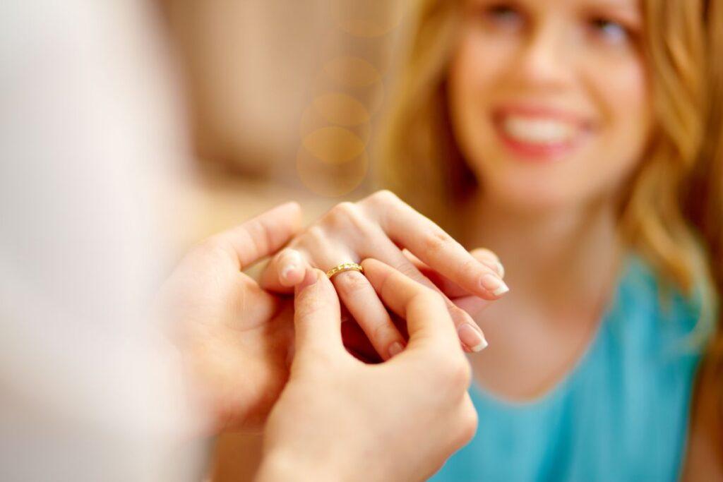 Cadoul de logodnă