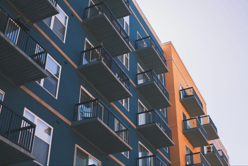 Amenajarea apartamentului de 4 camere