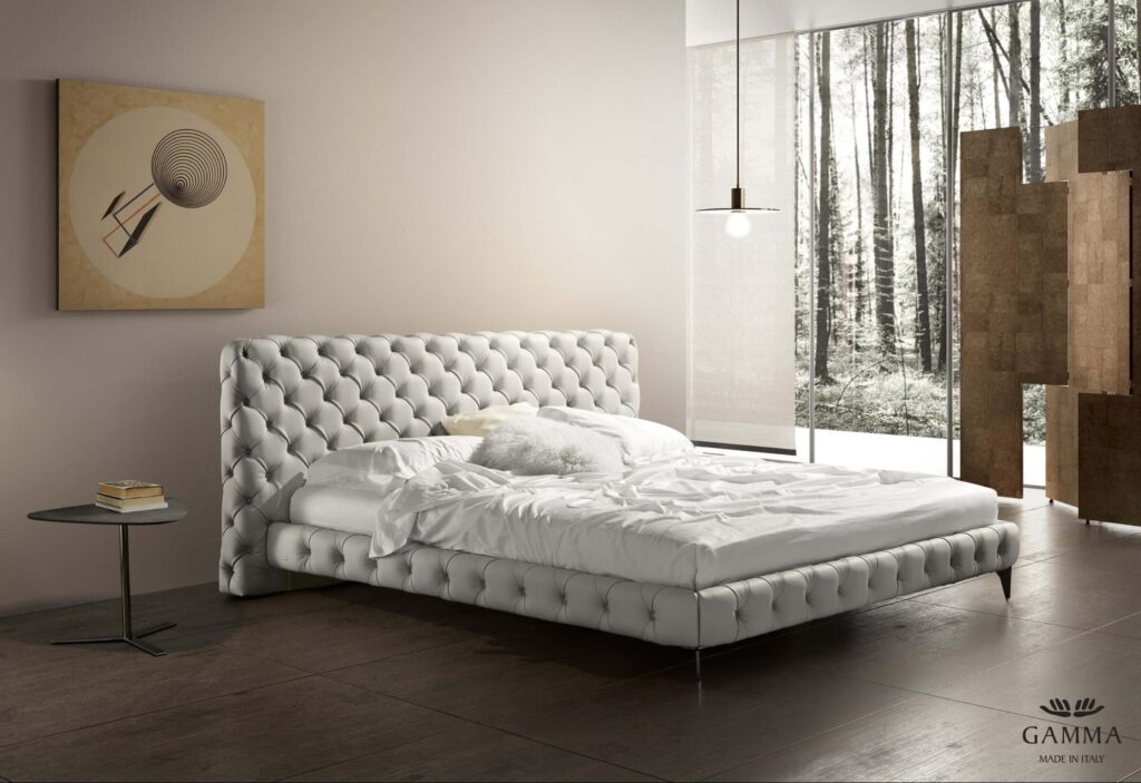 Poziția patului în dormitor
