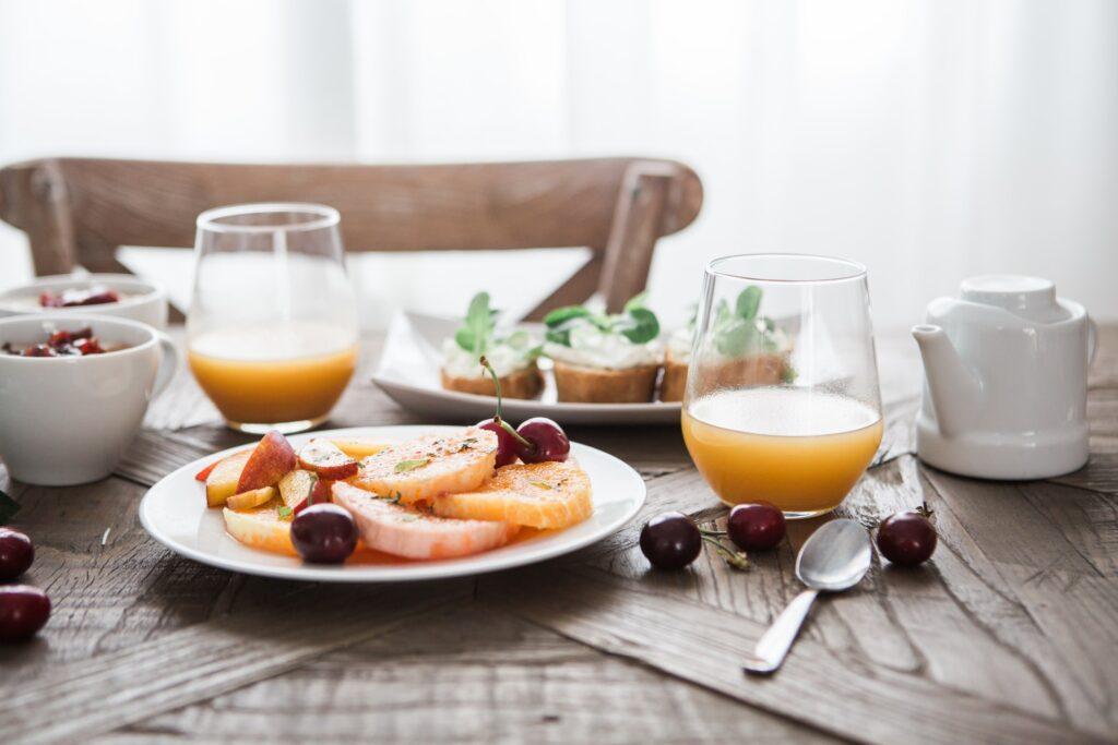 Micul dejun sănătos