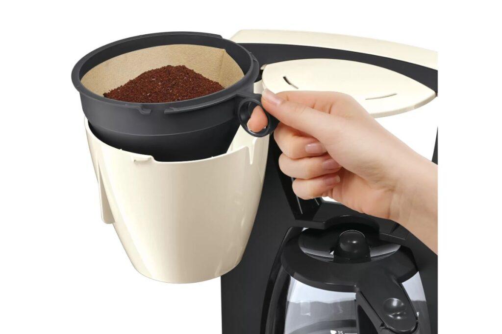 Prepararea cafelei