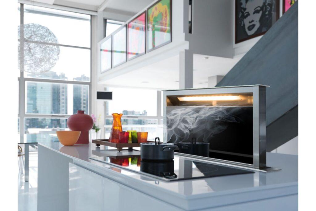 Ventilația pentru bucătărie