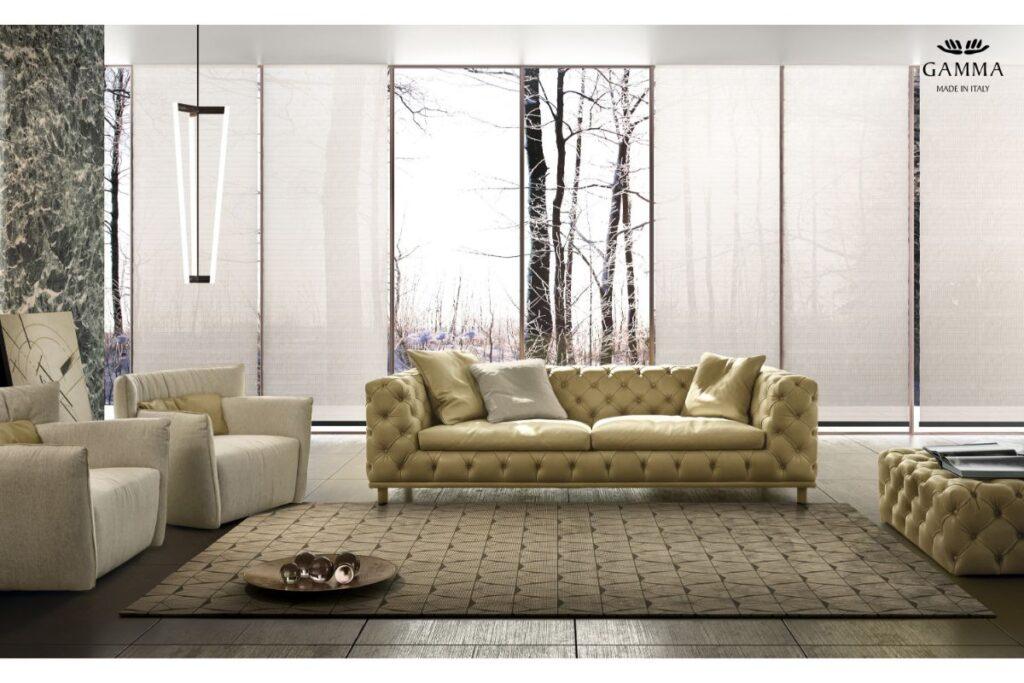 Neoclasicismul în designul interior