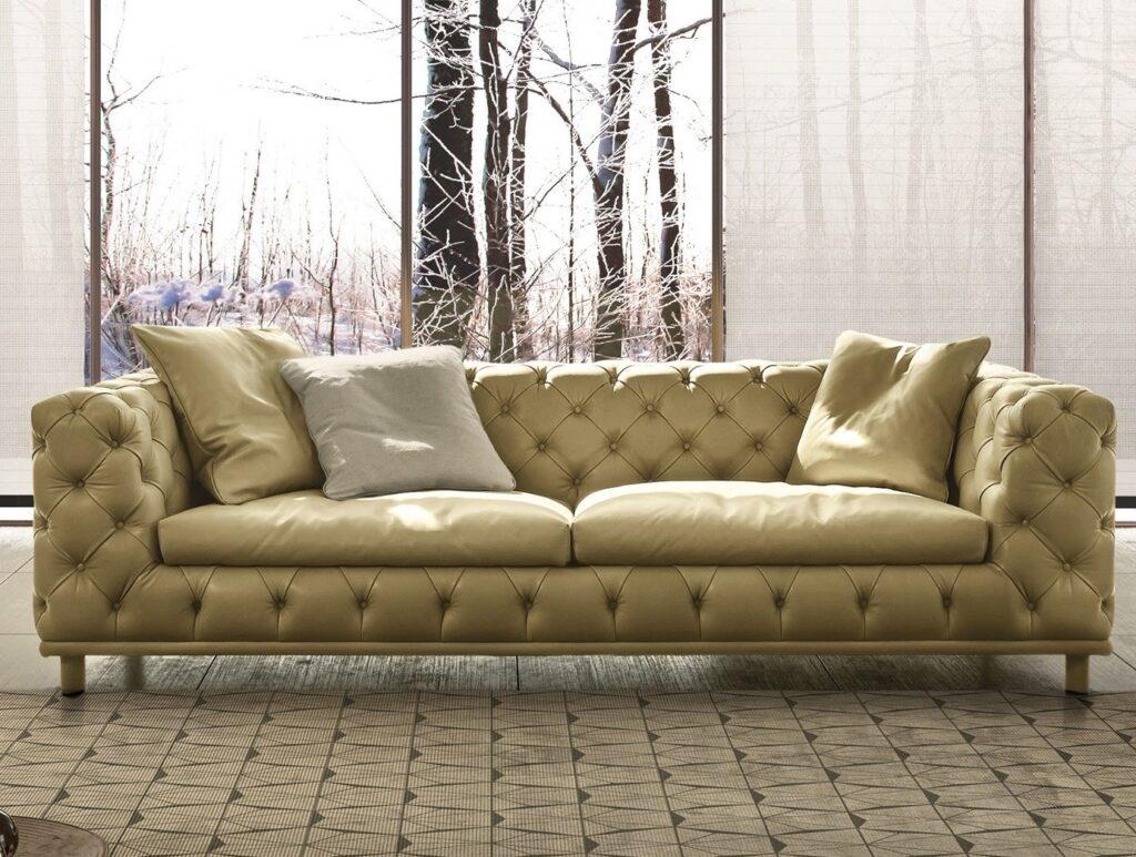 Stilul glamour în design interior