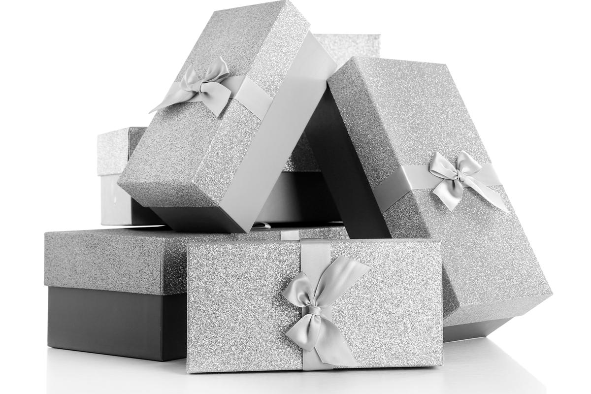 Cadouri pentru nunta de argint
