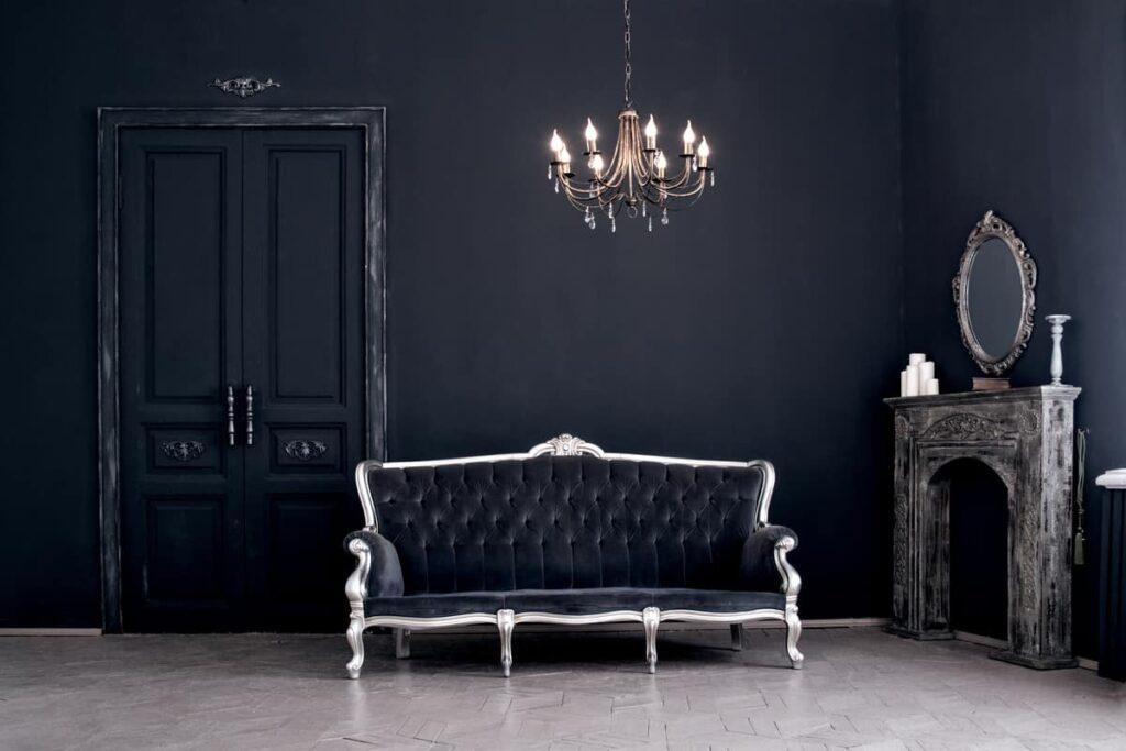 Iluminat vintage pentru sufragerie