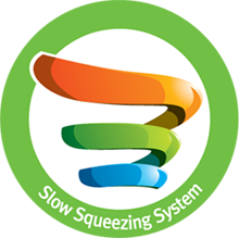 Logo Slow Squeezing System Tehnology
